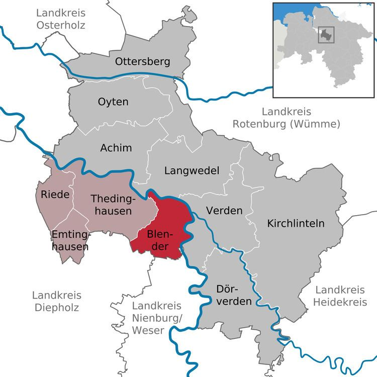 Blender, Germany