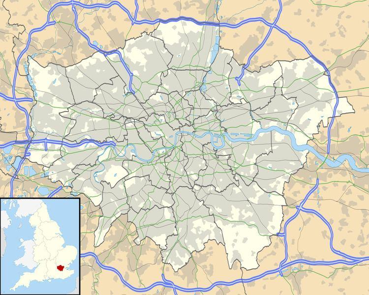 Blendon, London
