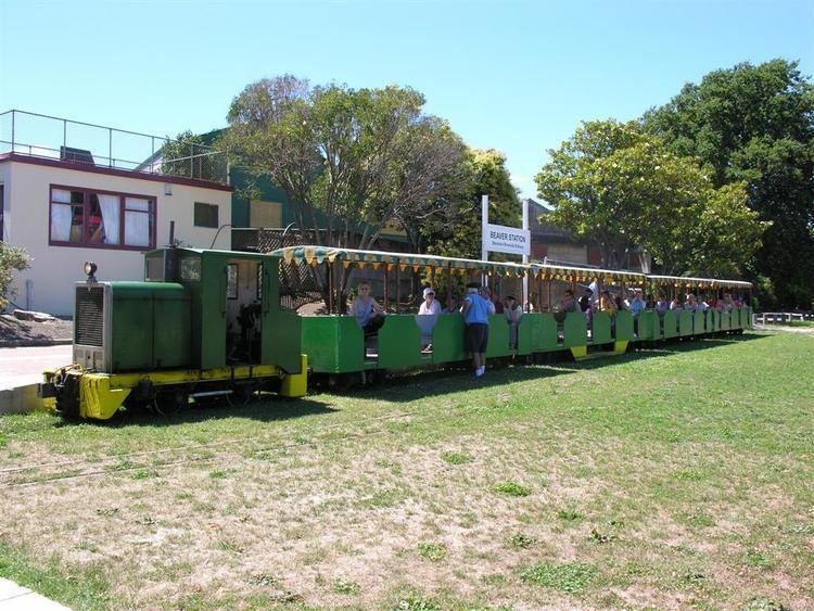 Blenheim Riverside Railway
