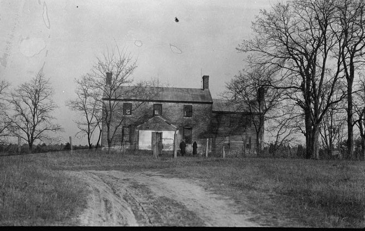 Blenheim (Wakefield Corner, Virginia)