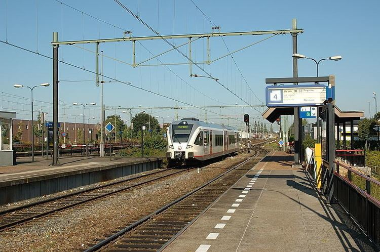 Blerick railway station
