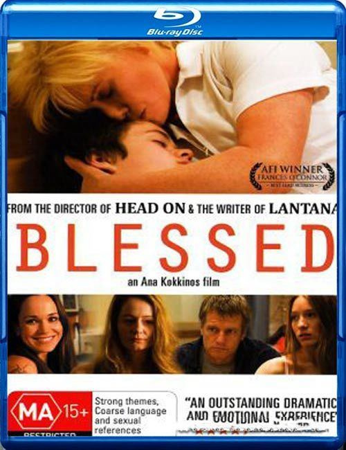 Blessed (2009 film) Blessed 2009 BRRIp 480p Hindi Dubbed 450MB Dual Audio Mediafire