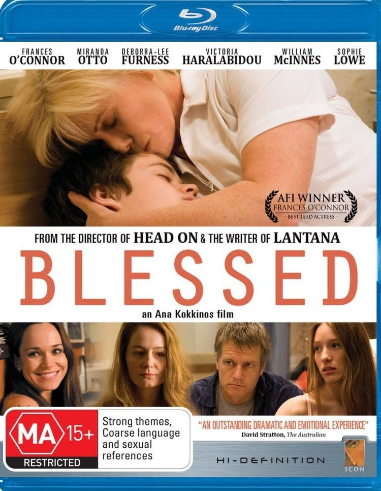 Blessed (2009 film) Blessed Bluray 2009