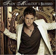 Blessed (Fady Maalouf album) httpsuploadwikimediaorgwikipediaenthumb7