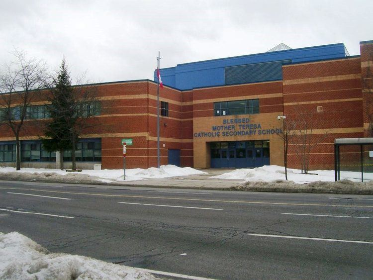 Blessed Mother Teresa Catholic Secondary School
