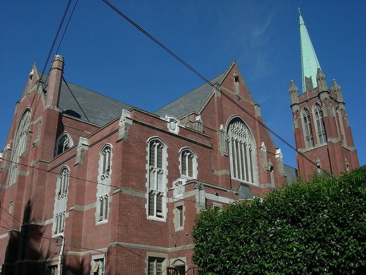 Blessed Sacrament Church (Seattle)