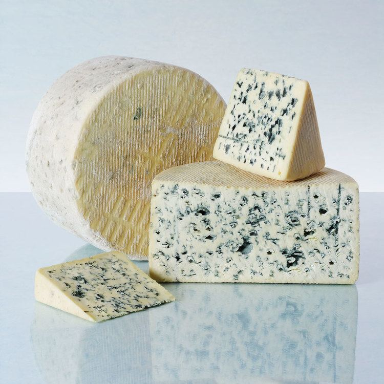 Bleu d'Auvergne Bleu d39Auvergne Springbank Cheese Co Crowfoot