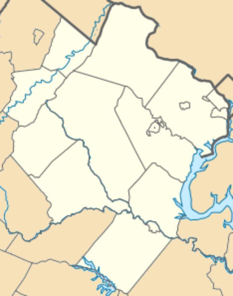 Blevinstown, Virginia