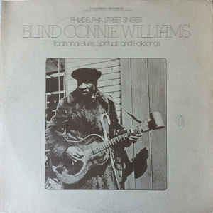 Blind Connie Williams Blind Connie Williams Philadelphia Street Singer Blind Connie