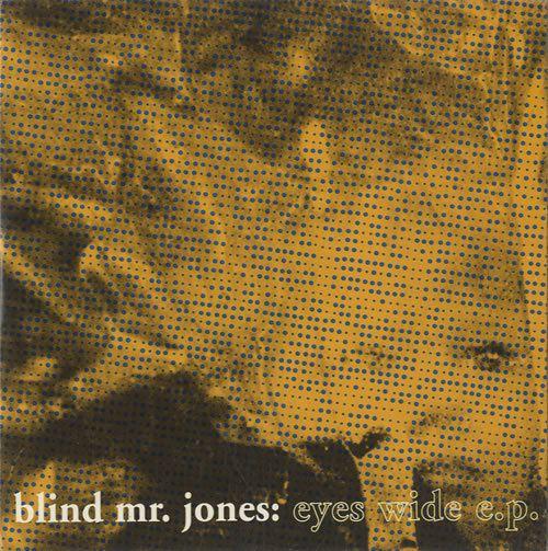Blind Mr. Jones Blind Mr Jones Eyes Wide EP UK CD single CD5 5quot 500161