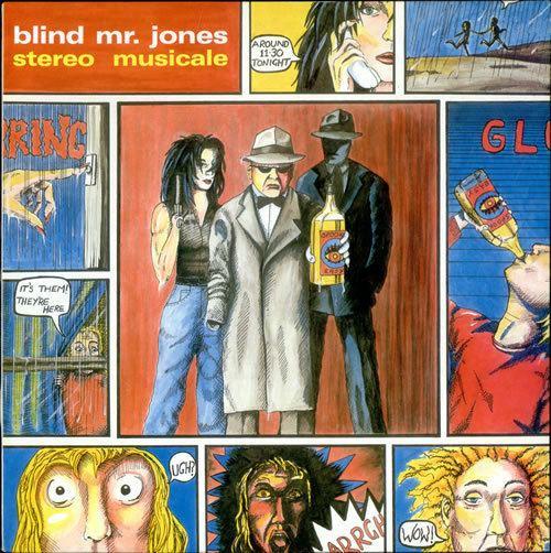 Blind Mr. Jones Blind Mr Jones Stereo Musicale UK vinyl LP album LP record 523723