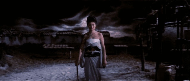 Blind Woman's Curse Blind Womans Curse 1970 HORRORPEDIA