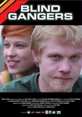 Blindgangers movie poster