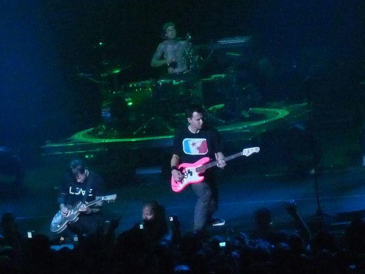 Blink-182 in Concert