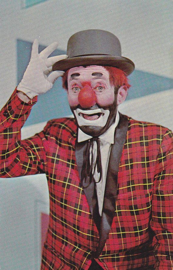 Blinky's Fun Club Blinky the Clown Fun Club Host KWGN Denver by EphemeraObscura