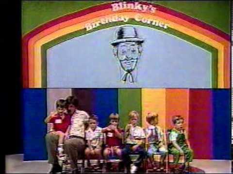Blinky's Fun Club Blinky the Clown YouTube