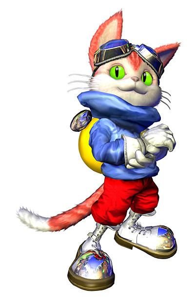 Blinx: The Time Sweeper Blinx Video Game TV Tropes