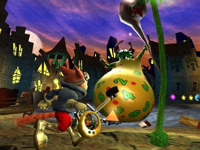 Blinx: The Time Sweeper Oldies but Goldies My Video Game Variety Blinx the Time Sweeper