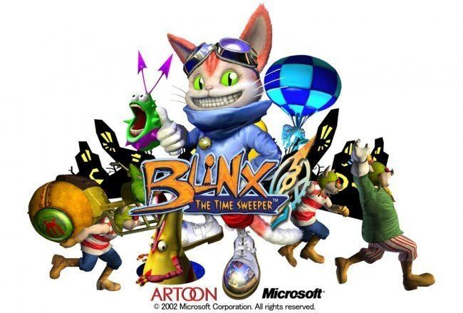 Blinx: The Time Sweeper Microsoft has abandoned Blinx the Cat Gamereactor UK Blinx The