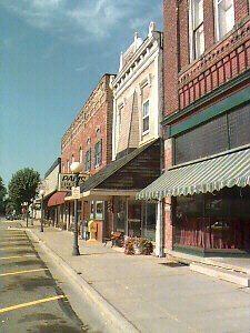 Blissfield, Michigan wwwinfomicomcityblissfieldwinter1jpg