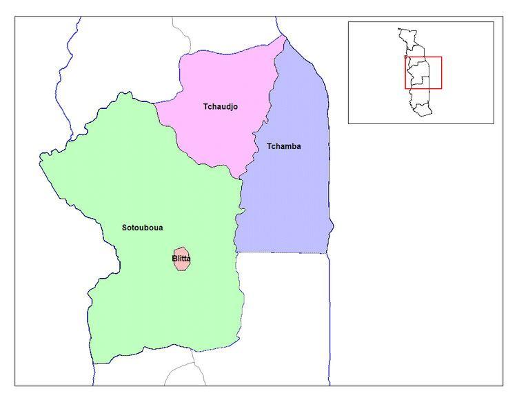 Blitta Prefecture