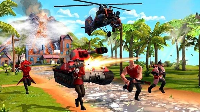 Blitz Brigade Blitz Brigade Download