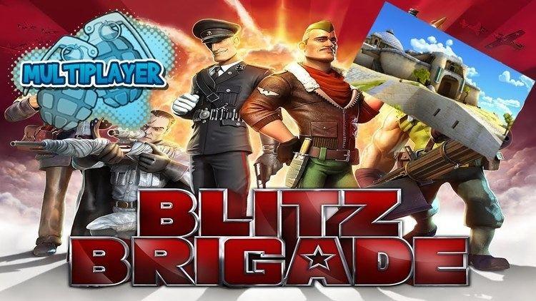 Blitz Brigade Blitz Brigade Multiplayer Quickplay Malta Fort HD Gameplay