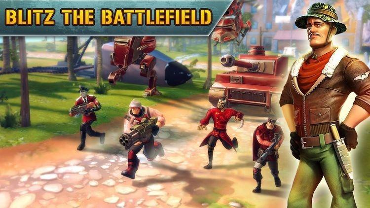 Blitz Brigade Blitz Brigade Online FPS fun Android Apps on Google Play