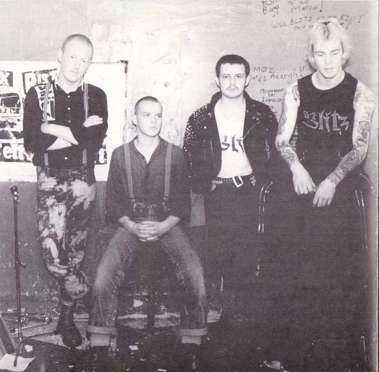 Blitz (British band) lethalamountscomwpcontentuploads201501Blitz