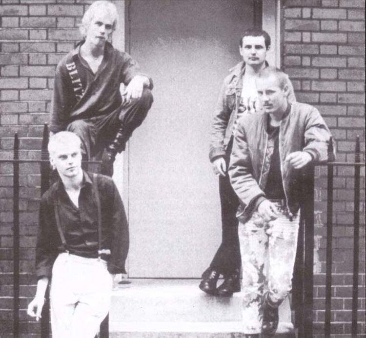 Blitz (British band) Punky Gibbon Blitz Discography