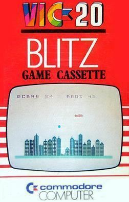 Blitz (video game) uploadwikimediaorgwikipediaenaa3BlitzVic20jpg