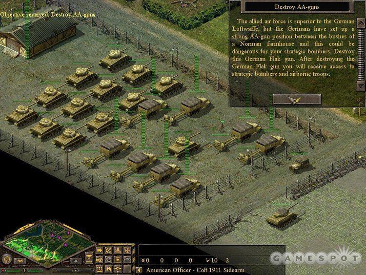 Blitzkrieg (video game series) static3gamespotcomuploadsoriginalgamespotima