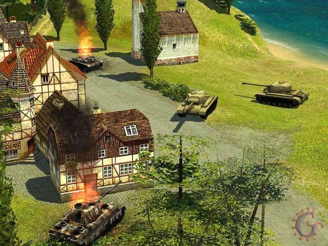 Blitzkrieg (video game series) Blitzkrieg II Interview review
