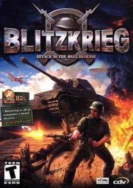 Blitzkrieg (video game series) Blitzkrieg video game Wikipedia