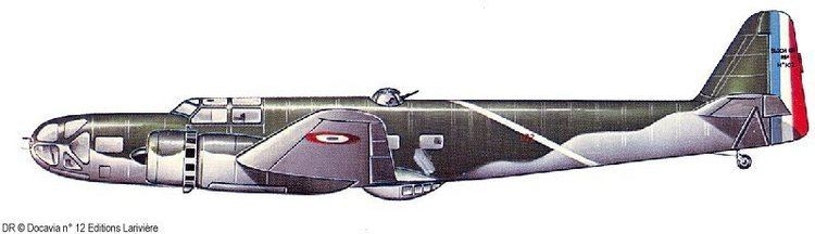 Bloch MB.131 WINGS PALETTE Bloch MB131MB134 France