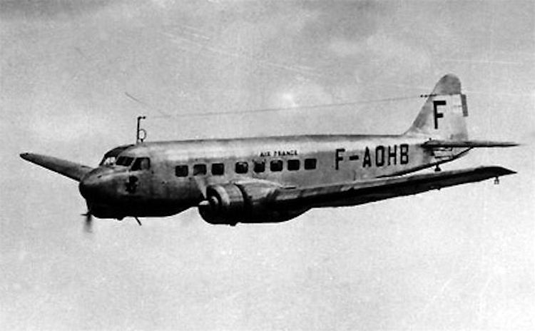 Bloch MB.220 Bloch MB220 quotAir Francequot FSX