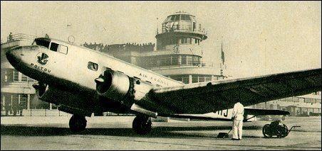 Bloch MB.220 Bloch MB220 passenger