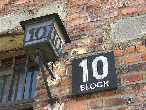 Block 10 Block 10 Auschwitz Korbal Broach Flickr
