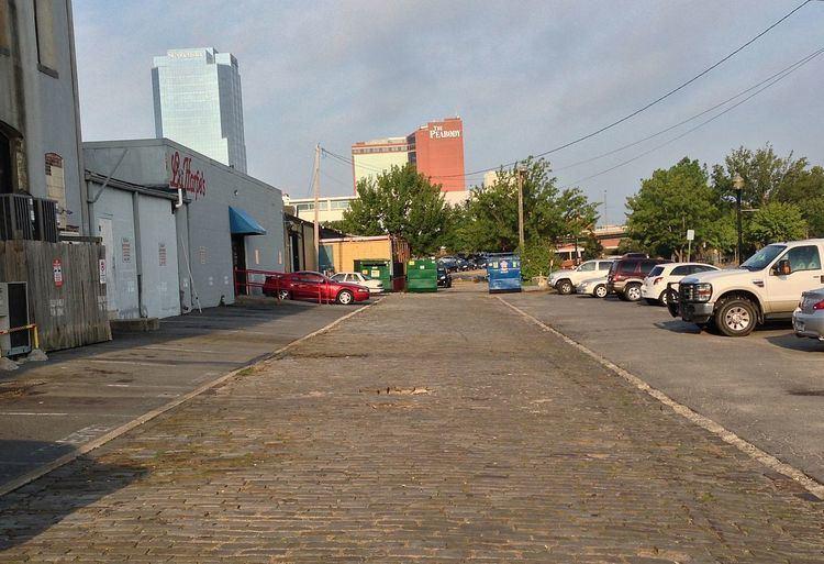 Block 35 Cobblestone Alley