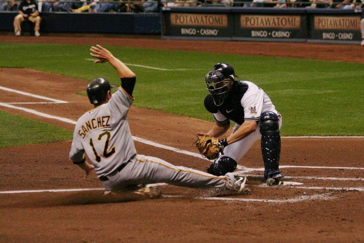 Blocking the plate