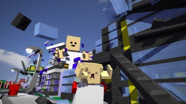 Blockland (video game) Blockland on Steam