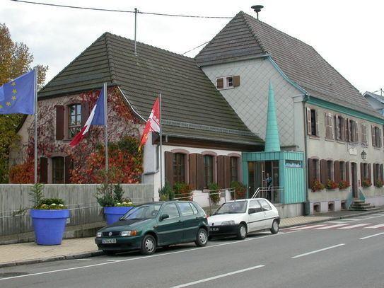 Blodelsheim wwwccessordurhinfrpresentationimagesmairieb