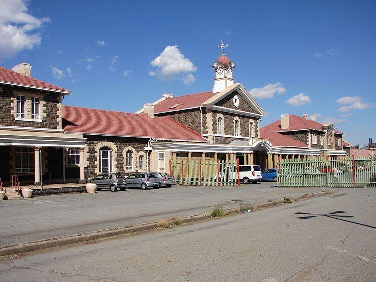 Bloemfontein railway station