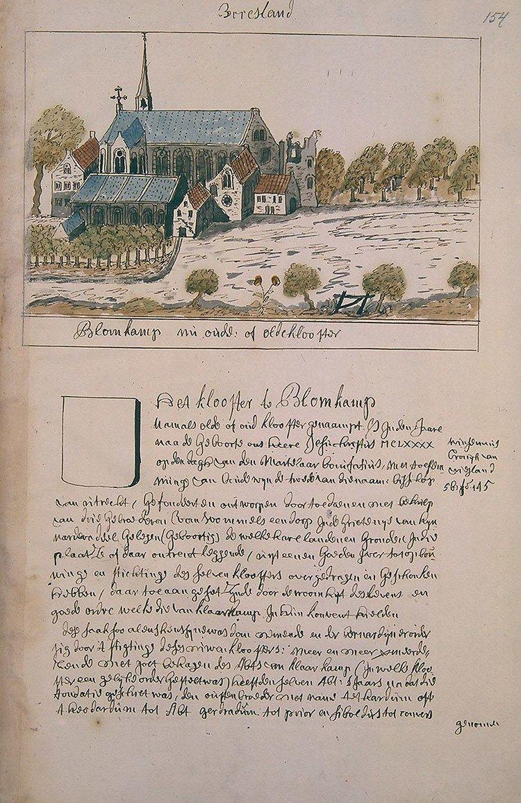 Bloemkamp Abbey