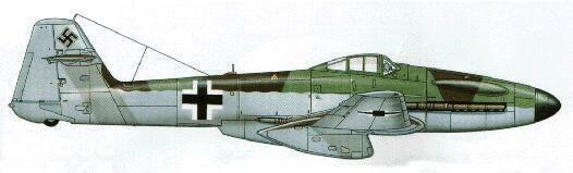 Blohm & Voss BV 155 WINGS PALETTE Blohm und Voss BV155 Germany Nazi