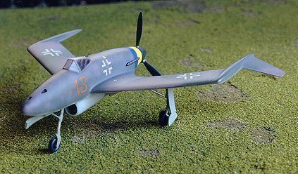 Blohm & Voss P.208 Luft 46 Models Blohm und Voss P 208