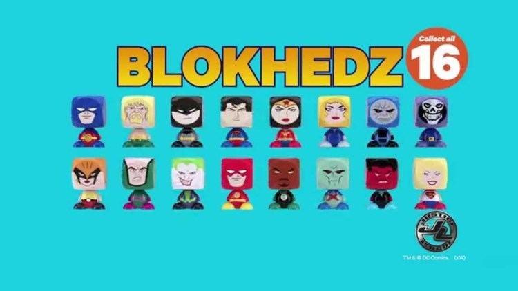 Blokhedz Blokhedz DC Super Heroes YouTube