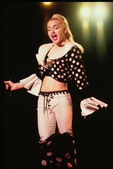 Blond Ambition World Tour 1990 Blond Ambition World Tour Madonna Blond Ambition 9