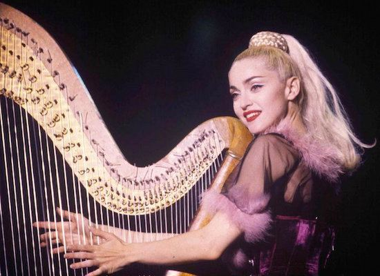 Blond Ambition World Tour Blond Ambition Tour Today In Madonna History