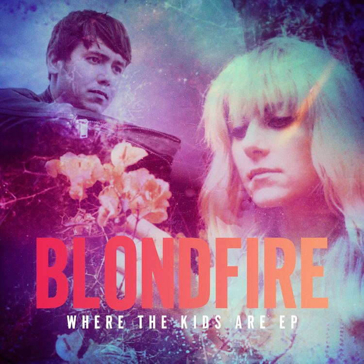 Blondfire Blondfire Where The Kids Are Madera Remix EDM Sauce Exclusive